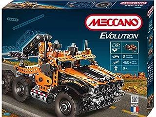 MECCANO 868200 Evolution Camión grúa: Amazon.es: Juguetes