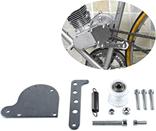 JRL Silver Chain tensioner Spring Loaded for 49cc 66cc 80cc 2-Stroke Engine Motor Motorized Bike