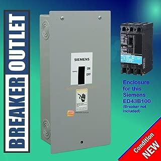 New Siemens ITE E2N1F Circuit Breaker Enclosure Sentron Flush Mount NEMA 1