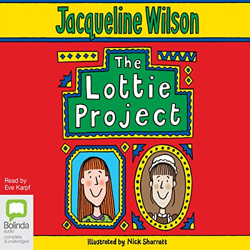 The Lottie Project audiobook cover art