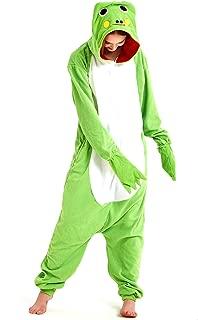Adult Onesie Animal Costume Halloween Pajamas Unisex Cute Onesies for Teen Women/Men
