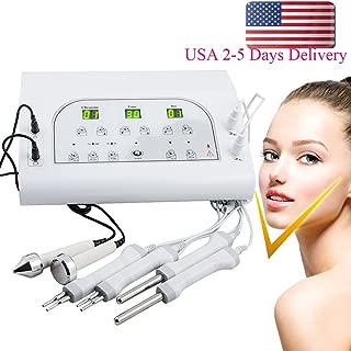 Pevor 2 IN 1 3MHz BIO Microcurrent Facial Skin Beauty Salon Spa Machine Face Lift Machine Women SPA USA SHIP