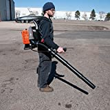 Tool Tuff Temp Unavailable Gas-Powered Leaf Blower, 63 cc Back Pack Leaf Leaf Blower