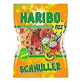 Haribo Chupetes Ácidos, Caramelos de Goma, Gominolas, Gomitas de Frutas,...