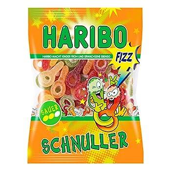 Haribo Saure Schnuller  Sour Pacifier  200g