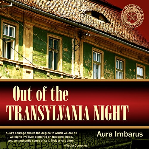 Out of the Transylvania Night audiobook cover art