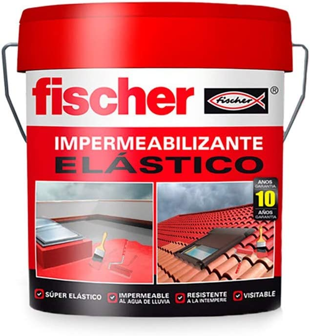 Fischer 548713 Waterproofing Our shop most popular National uniform free shipping Multicolor 4L