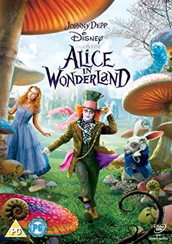 Alice In Wonderland [Reino Unido] [DVD]