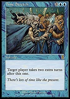 Magic: the Gathering - Time Stretch - Odyssey