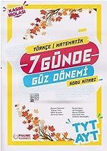 TYT - AYT Türkçe Matematik 7 Günde Güz Dönemi Soru Kitabı