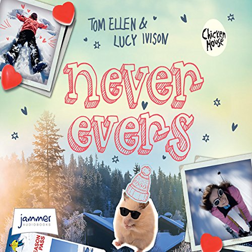 Never Evers audiobook cover art