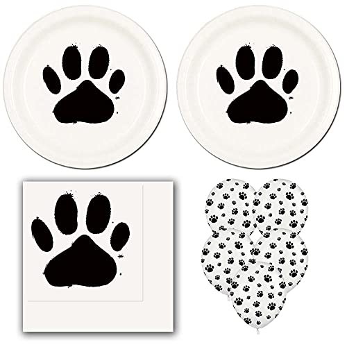 Paw Print Decorations: Amazon com