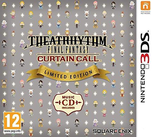 Theatrhythm Final Fantasy Curtain Call Edition LimitÃe