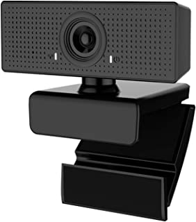 Webcam, HD autofocus 1080P camera computer webcam USB2.0 plug and play built-in microphone. Used for conference, webcast, ...