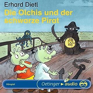 Die Olchis und der schwarze Pirat Titelbild
