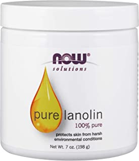 (210ml) - LANOLIN PURE 210ml by Now Foods
