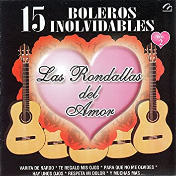 15 Boleros Inolvidables, Vol. 2