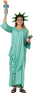 Costume Patriotic Collection Adult Statue Of Liberty Costume