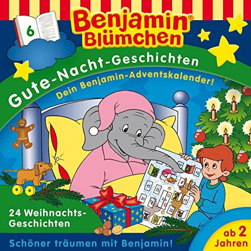 Benjamin Blümchen Gute-Nacht-Geschichten - Folge 6: Der Adventskranz