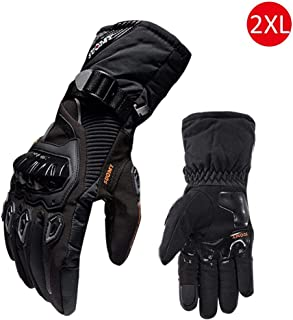 Eilane Winter Motorcycle Gloves Riding Motorcycle Rider Anti-Fall Cross-Country Gloves Waterproof and Warm Four Seasons eco - Friendly