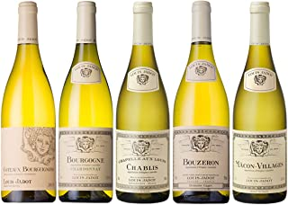 ブルゴーニュ有名ワイナリー「ルイ・ジャド」白ワイン5本セット [ 白ワイン 辛口 フランス 750ml×5本 ]
