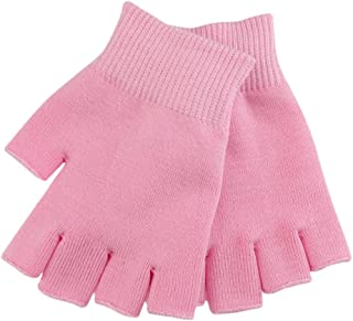 SUPVOX Finger Touch Screen Gloves Gel Heals Dry Skin and