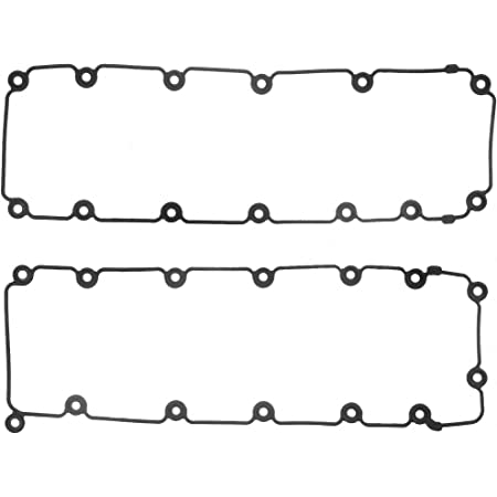SCITOO Replacement for Valve Cover Gasket Kit fit Ford Mustang F-150 Lincoln Mercury Avanti .6L V8 SOHC 2004-2006 Engine Valve Covers Automotive Replacement Gasket Sets