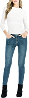 Women's Le Mel Classic Curvy-Fit Stretch Skinny Denim Jeans