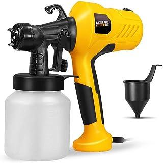 220V 400W Spray Gun,Airbrush Electric Paint Sprayer Painting Sprayers Guns