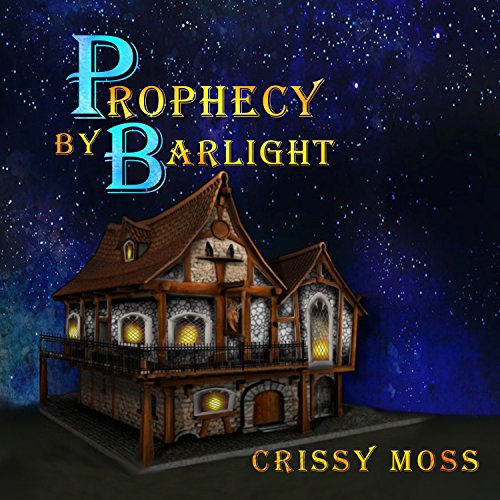 Prophecy by Barlight audiobook cover art