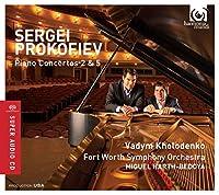 Prokofiev: Piano Concertos 2/5