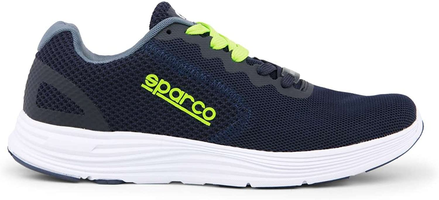 Sparco shoes Basse Sneakers men blue (Riverside)
