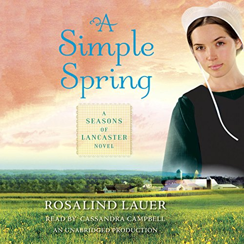 A Simple Spring audiobook cover art