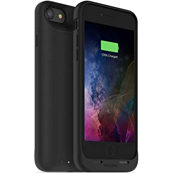 Mophie Juice Pack Classic 2,525mAh Battery Case for iPhone 7 & iPhone 8 - Black