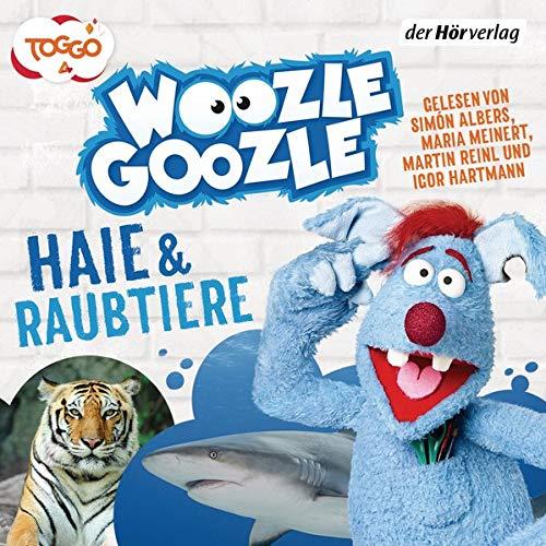 Haie & Raubtiere Titelbild