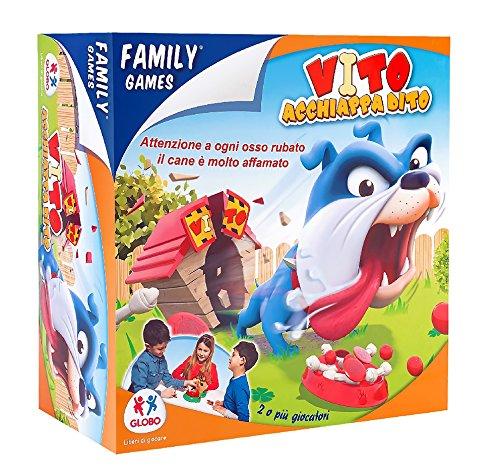 Family Games- Familygames Vito Acchiappadito, 38278