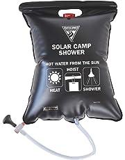 キャンプシャワー ブラック 19L 032315