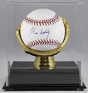 Matt Kemp Signed Ball - Oml w Case - PSA/DNA Certified - Autographed Baseballs