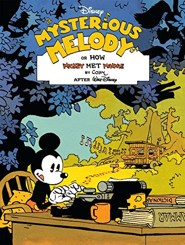 Mickey Mouse: Mysterious Melody OGN [Idioma Inglés]