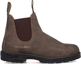 Luxury Fashion | Blundstone Men BCCAL01510585888 Brown Leather Ankle Boots | Autumn-winter 19