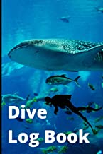 Dive Log Book: Journal for both beginner and advanced divers to record 70 dives