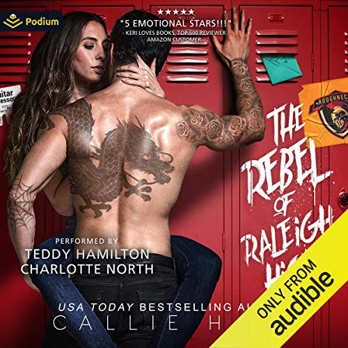 The Rebel of Raleigh High cover art