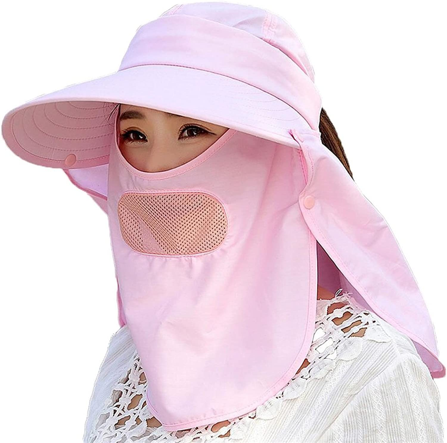 Bike Sun Hat to Cover Summer Outdoor Travel Electric Car Sun Hat