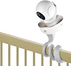 iTODOS Baby Monitor Mount for Arlo, Motorola Baby Monitor and Most Universal Monitors Camera, Versatile Twist MountWithout Tools or Wall Damage