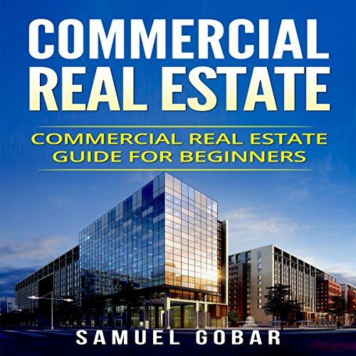 Commercial Real Estate audiobook cover art