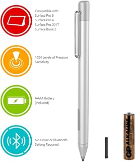 Digital Pen Active Stylus for HP Spectre x360 13-AC023DX, X2 12-C012DX, 13-AC013DX,..