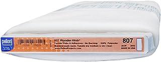"""Pellon Wonder Web Fusible Web 20""""X20yds-White 20""""X20yd FOB: MI"""