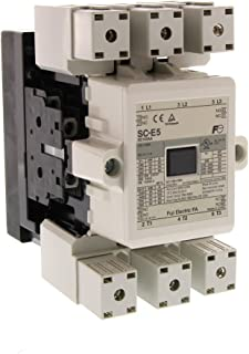 Fuji Electric, SC-E5-100V, Magnetic contactor, 150A 2No 2Nc 100V