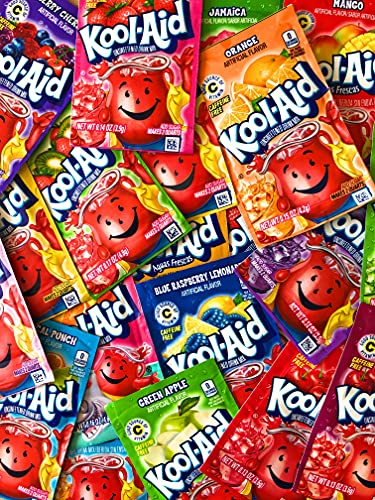 Kool Aid Ultimate Variety Pack - 23 Different Flavours