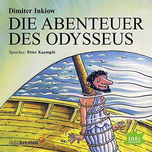 Die Abenteuer des Odysseus Titelbild
